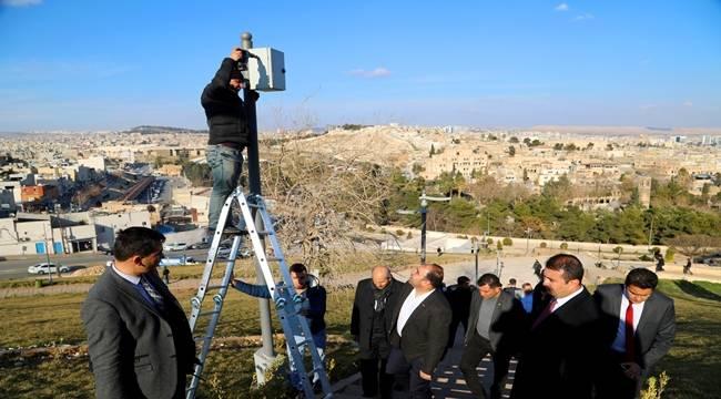 Urfa'da Tarihi Alanlar Kamera İle Takip Edilecek-Videolu Haber