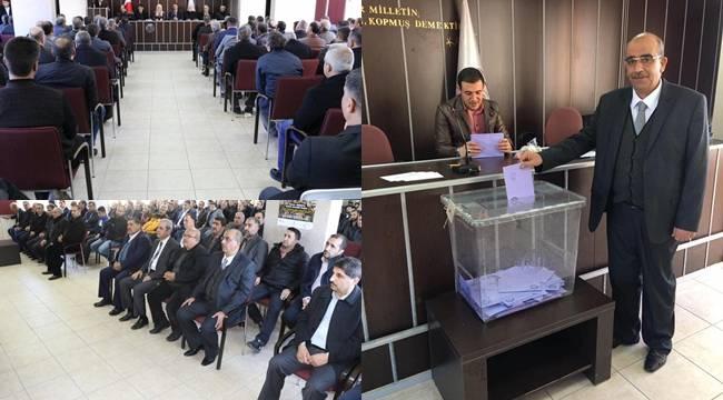 Urfa'daki Kuyumcular Başkanını Seçti