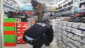 Urfa'daki Polis Memurundan Takdirlik Davranış