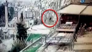 Urfa Kalesinde Selfie Çeken Adamın Düşme Anı Kamerada-Videolu Haber