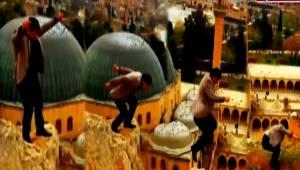 Urfa Kalesinden Ölüme Giden Şahsın Son Anları-Videolu Haber