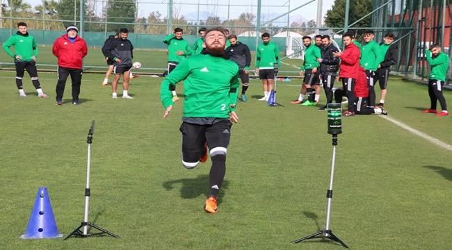 Urfasporlu Sporcular Adeta Baygınlık Geçirdi