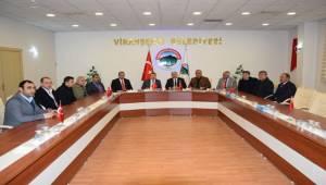 Viranşehir'de Amatör Kulüplere Önemli Destek-Videolu Haber