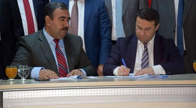 Viranşehir'deki Tüm Okullara Spor Malzemesi Yardımı Yapılacak