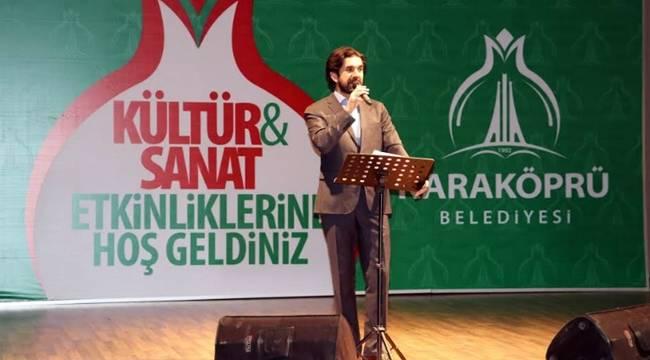 Yazar ve Şair Serdar Tuncer'den Şiirli Muhabbet-Videolu Haber