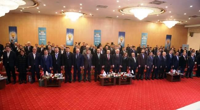 Yerel Yönetimler Güneydoğu Anadolu Bölge Toplantısı Gerçekleşti