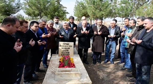 Abdullah Balak Ölüm Yıl Dönümünde Unutulmadı- Videolu Haber