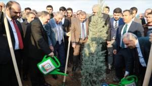 Bakanlardan Başkan Nihat Çiftçi'ye Övgü-Videolu Haber