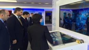 Büyükelçi Önen, Pekin'de GEIDCO Ziyaret Etti