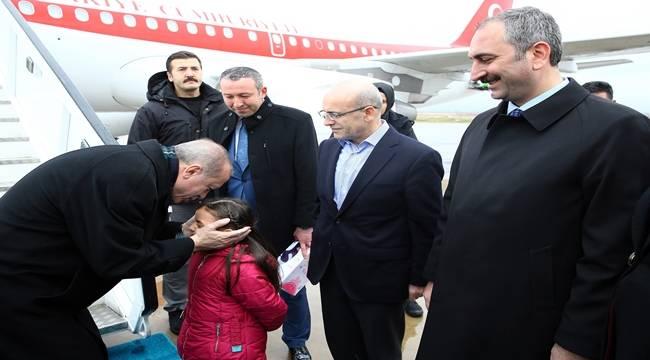 Cumhurbaşkanı Erdoğan Antep'ten sonra Urfa'ya Geliyor