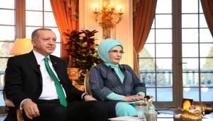 Cumhurbaşkanı Erdoğan Şanlıurfa'yı Örnek Gösterdi