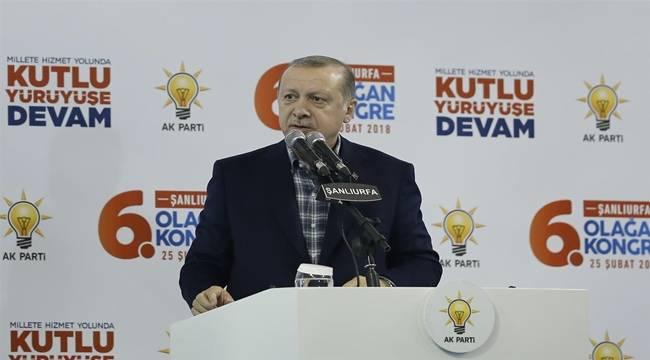 Erdoğan, Avrupa Birliği Taahhüt Ettiği Yardımı Vermedi
