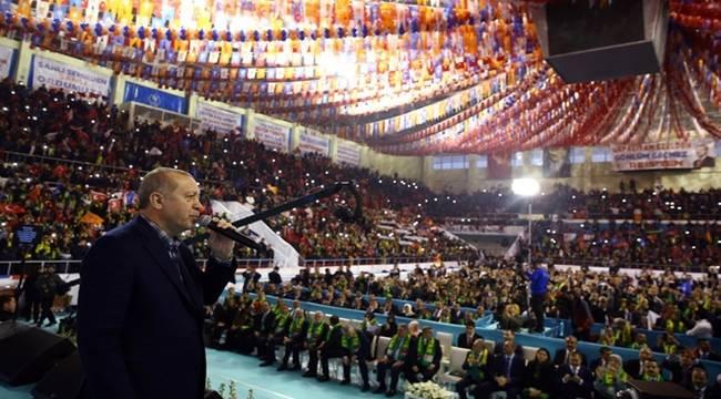 Erdoğan, Suriyeliler Gönül Rahatlığı İle Evlerine Dönebilecek