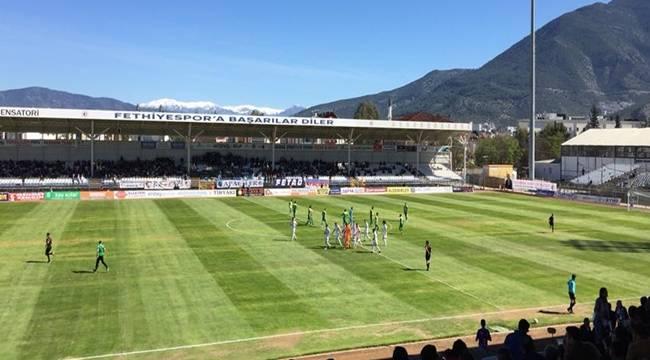 Fethiyespor 1- Şanlıurfaspor 3