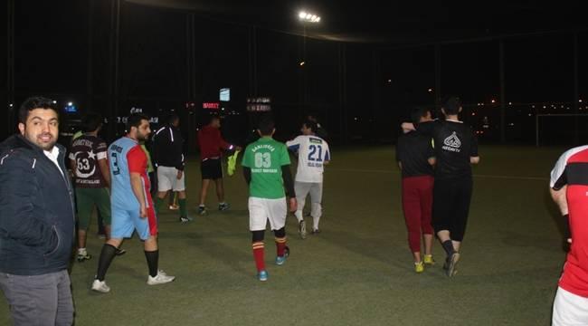 Gençlerden Bu Son 28 Şubat Olsun Temalı Futbol Maçı