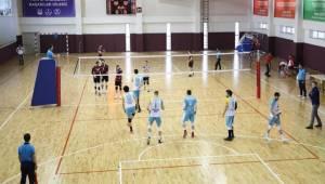Haliliye Voleybol Takımından 3-0'lık Galibiyet-Videolu Haber