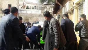 Harran'da 7 Kişinin Yaralandığı Kazada Sürücü Kurtarılamadı