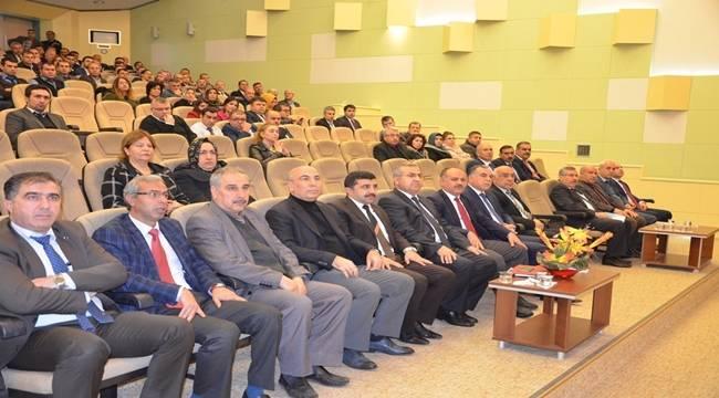 Harran Üniversitesi Personeline Motivasyon Eğitimi
