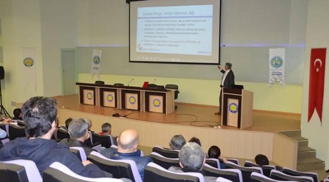 Harran Üniversitesinde Mentörlük Eğitim Semineri Düzenlendi