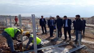 Harran Üniversitesine Güneş Enerji Santrali Kuruluyor