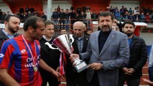 Hilvan Belediyespor Şampiyon Oldu-Videolu Haber