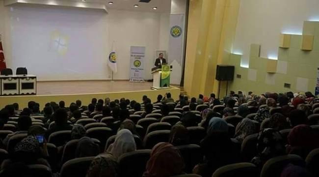 Hz.Osman Konferansı ve Hulefâ-İ Raşidin Kitap Okuma Yarışması