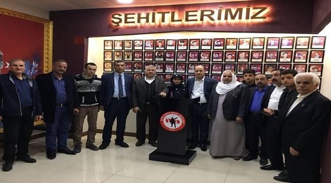 Mehmet Yavuz Yeniden Başkan Seçildi