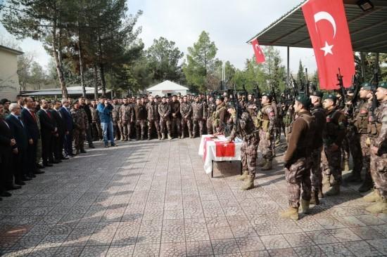 Özel Harekat Polisleri Şanlıurfa'dan Dualarla Uğurlandı-Videolu Haber