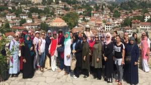 Pursaklar'da 2 bin 530 kişi kültür gezisine katıldı