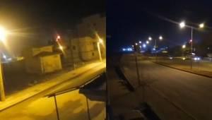 Şanlıurfa Suriye Sınırında Sıcak Saatler, Anında Karşılık Verildi