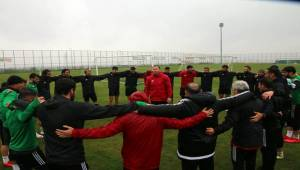 Şanlıurfaspor, Kırklarelispor Maçına Hazır-Videolu Haber
