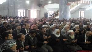 Şehit Polis Abdulkadir Oğuz İçin Mevlit Okutuldu