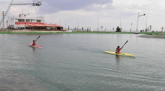 SUKAY'da Su Sporları Eğitimi Başlıyor-Videolu Haber