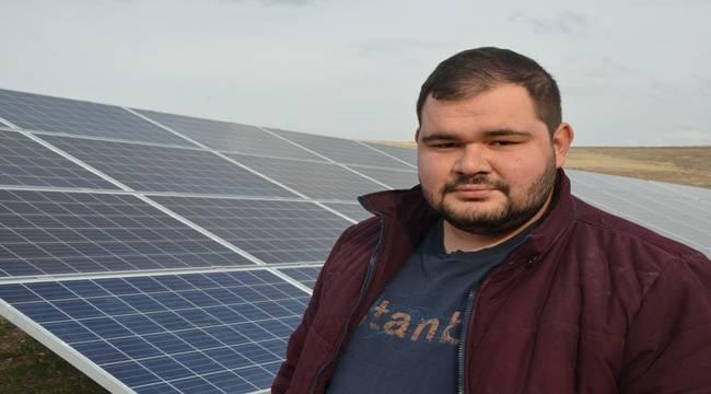Türkiye'de Güneş Enerjisi Santrallerinin Sayısı Artı