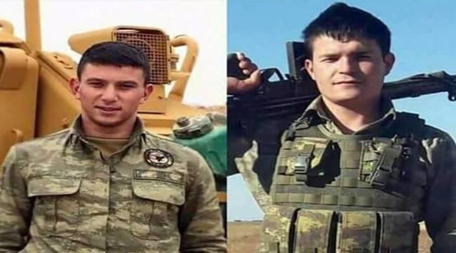 Urfa'da Şehit Olan Askerlerin Kimlikleri Belli Oldu