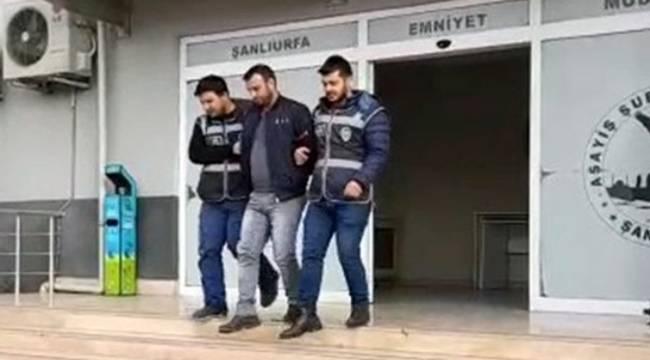 Urfa'da Test sürüşü Bahanesi İle Otomobili Çaldı