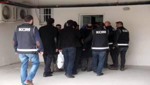 10 İl'de FETÖ Operasyonu, 49 Gözaltı
