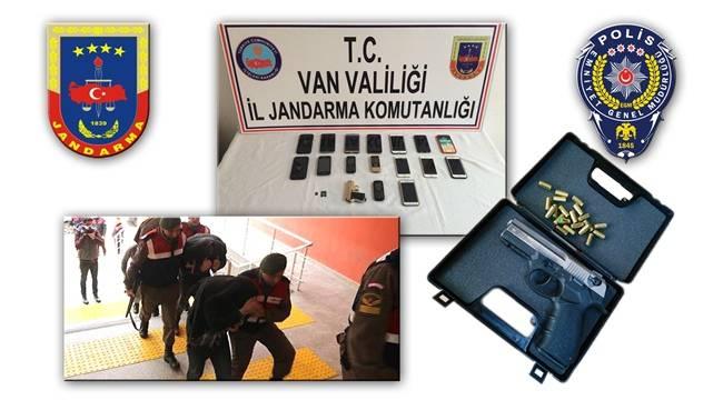 10 İl'de PKK-KCK Operasyonu, 31 Gözaltı