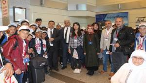 104 Öğrenci İstanbul'a Uçtu