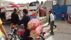 Urfa'da 7 Ton Sarımsağı Bedava Dağıttı