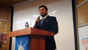 AK Parti Gençlik Kollarına Aday Olmayan Sedat Ertürk'ten Açıklama
