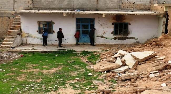 Akçakale'de Metruk Binalar Yıkıldı-Videolu Haber