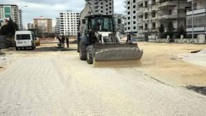 Atakent'te Yollar Yenileniyor-Videolu Haber