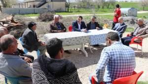 Baydilli Vatandaşları Talep ve Sorunlarını Dinledi-Videolu Haber
