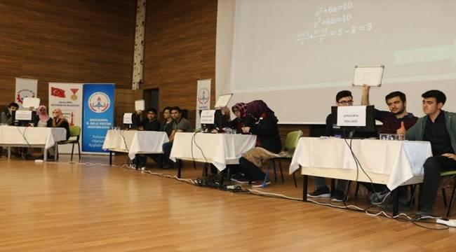 Bilgi Yarışmasında Finale Kalan Okullar Belli Oldu-Videolu Haber