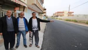 Birecik-Halfeti Yolunun Asfaltlanması Tamamlandı-Videolu Haber