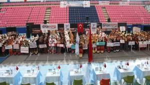 Bölgesel Halk Oyunları Grup Müsabakaları Başladı