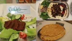 Çiğ Köfte, Ciğer Kebabı ve Tırnaklı Ekmek Resmen Urfa'nın