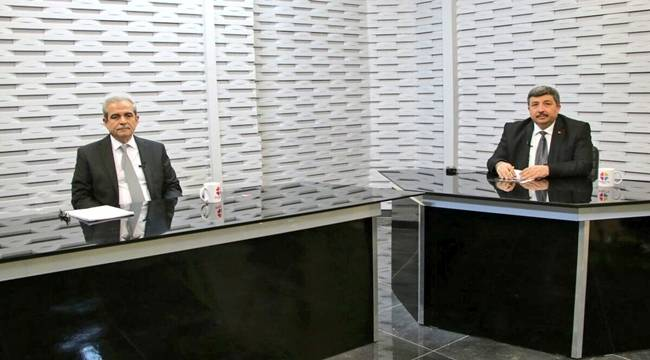 Demirkol, Güler'in Konuğu Oldu- Videolu Haber