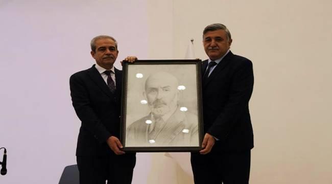 Demirkol, Mehmet Akif Ersoy'u rahmet ve minnetle anıyoruz